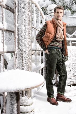 Чоловічі зимові черевики на натуральному хутрі