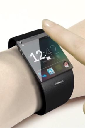 Наручний годинник для Android