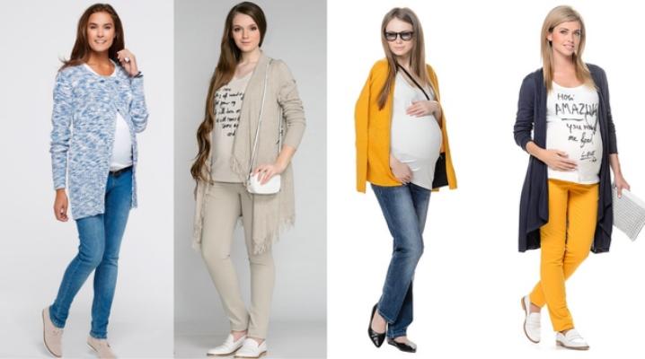 Жіночі кофти для вагітних