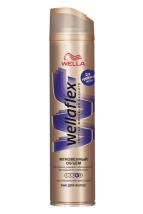 Лак для волосся Wella