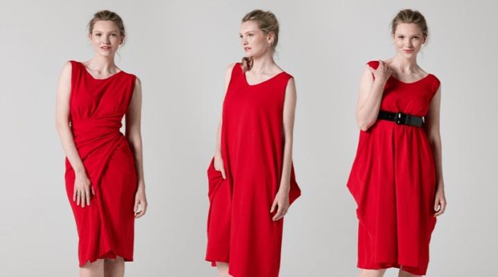 Сукня-трансформер – будь неповторною!