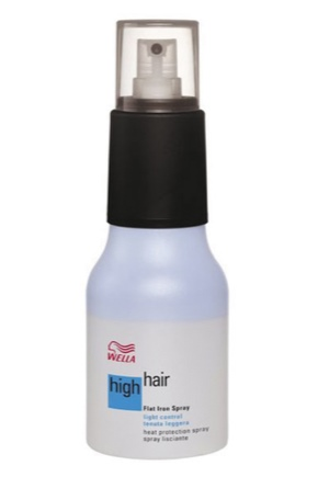 Спрей для випрямлення волосся