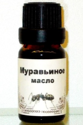 Мурашине масло для видалення волосся