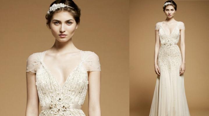 Весільні сукні в стилі «Вінтаж»