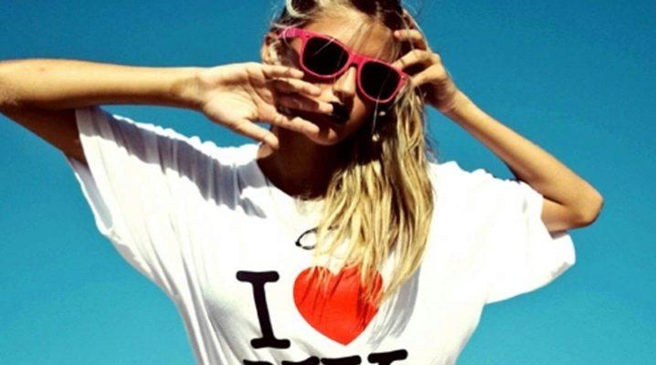 Літні футболки