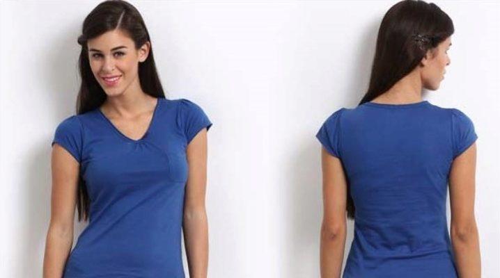 Сині футболки
