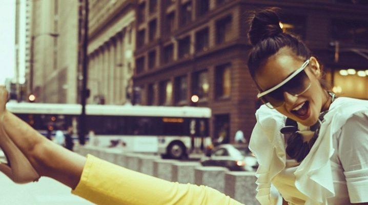 Жовті штани