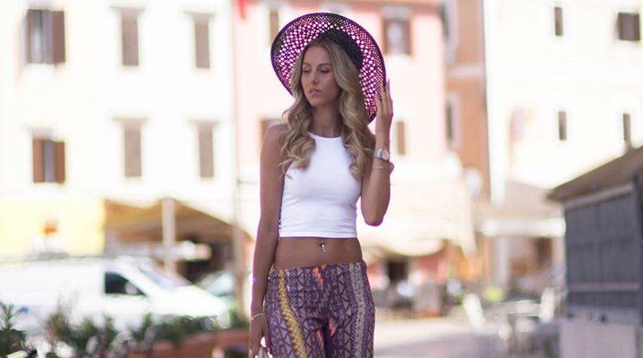 Широкі штани жіночі
