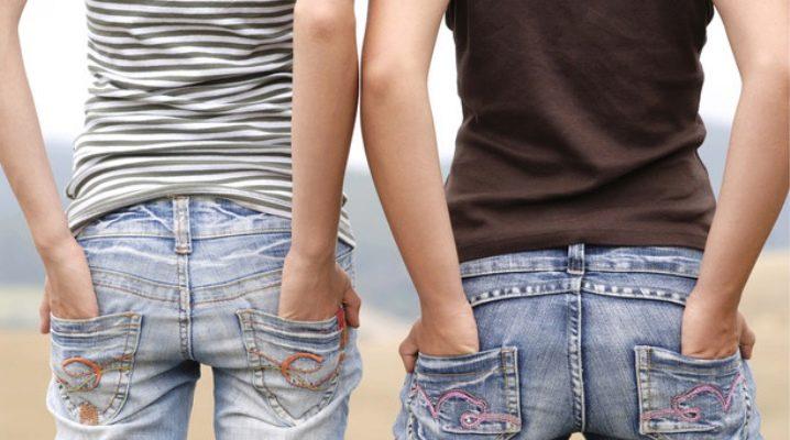 Як правильно прати джинси?