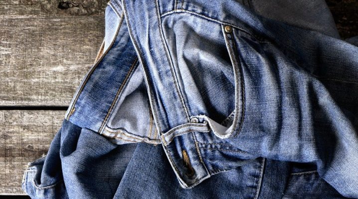 Як відіпрати жирну пляму на джинсах?
