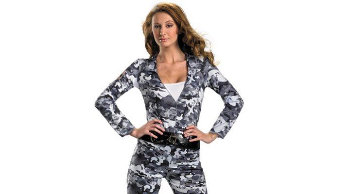 Жіночі брюки в стилі мілітарі