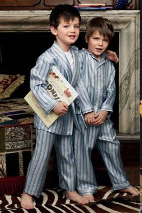 Дитячі піжами для хлопчиків
