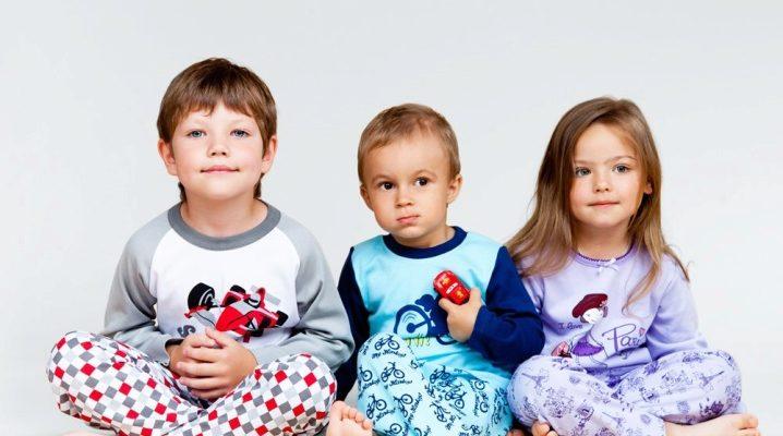 Дитячі піжами – задоволення для дитини!