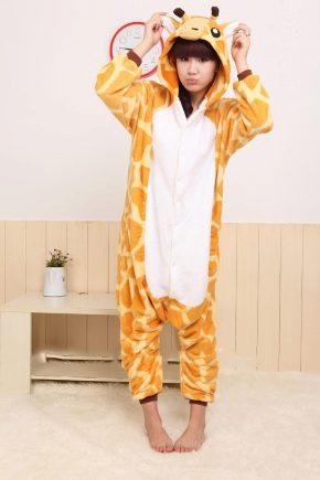 Кигуруми-піжама у вигляді тварин