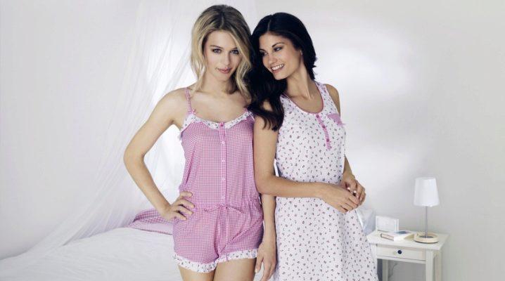 Піжами для дівчат