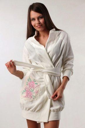 Білий халат жіночий