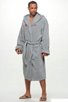 Чоловічі домашні халати