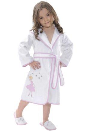 Дитячий махровий халат