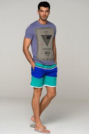 Чоловіча пляжний одяг