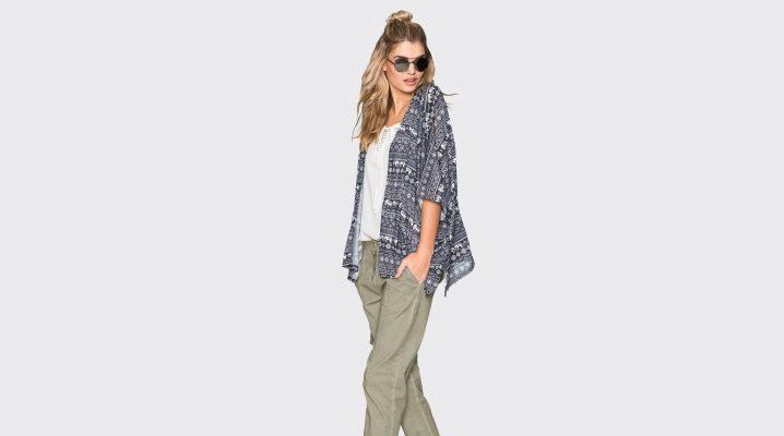 Жіночі штани-карго