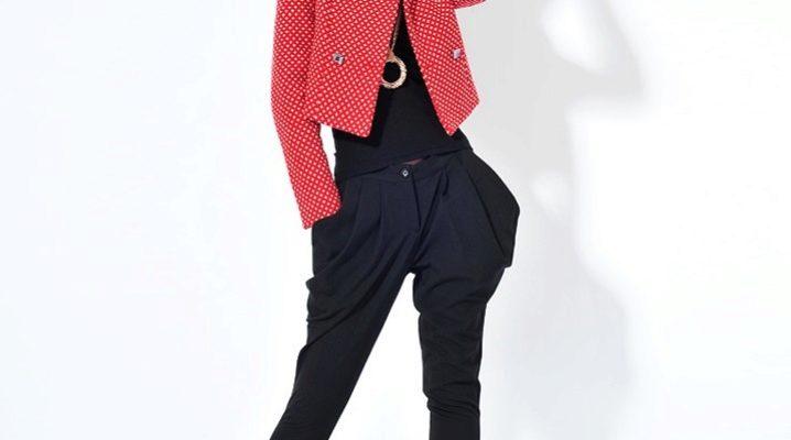 Жіночі брюки-галіфе