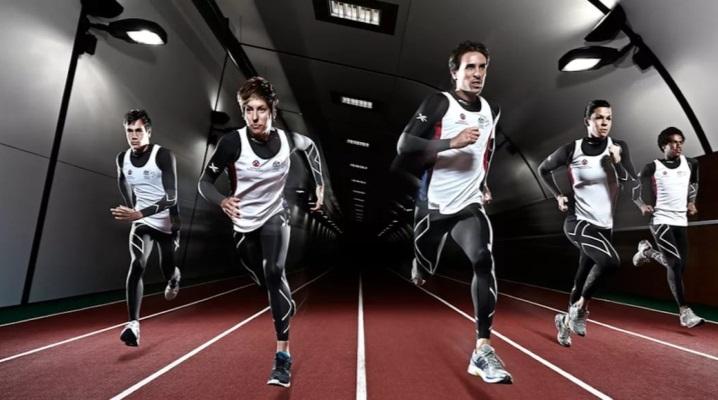 Компресійний одяг для спорту