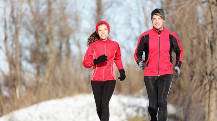 Одяг для бігу взимку