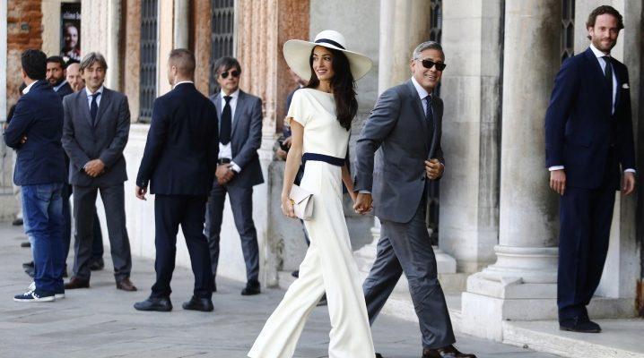 Білі жіночі штани