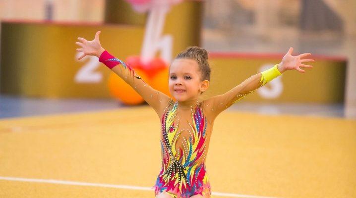 Купальники для художньої гімнастики