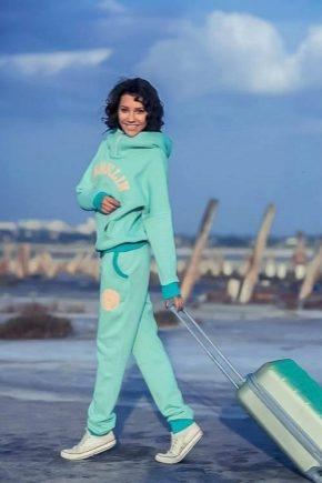 Теплий спортивний костюм жіночий