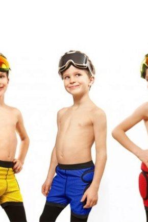 Захисні дитячі шорти