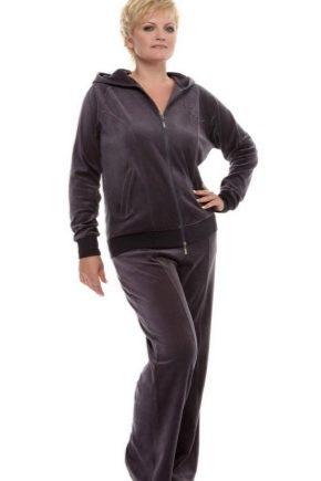 Спортивні костюми великих розмірів для повних жінок