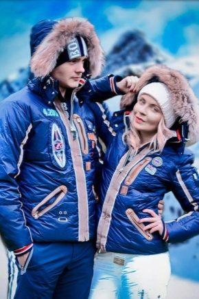Гірськолижні і лижні костюми від Bogner
