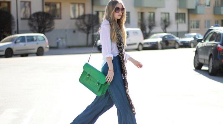 Види і фасони жіночих штанів