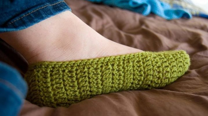 Шкарпетки-следка