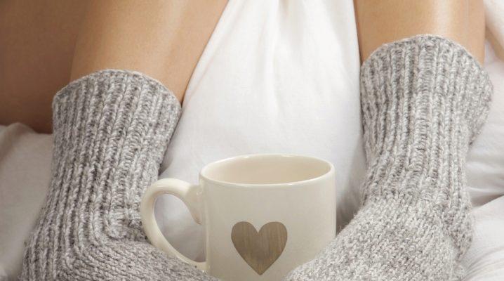 Власноручно пов'язані шкарпетки – кращий спосіб порадувати близьких