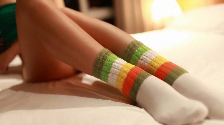 Огляд шкарпеток від популярних брендів