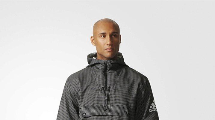 Анораки Adidas