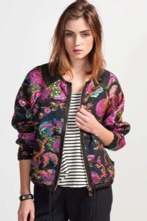 Куртка-бомбер і модні тенденції