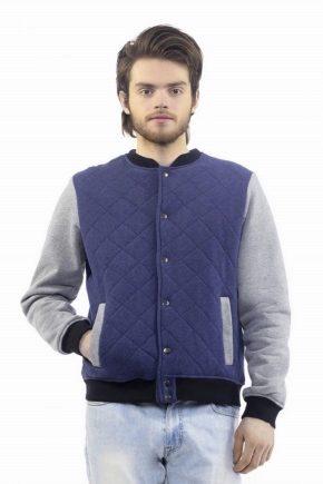 Куртка-бомбер для чоловіків і жінок