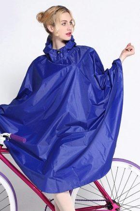 Дощовик-пончо – кращий захист від дощу!