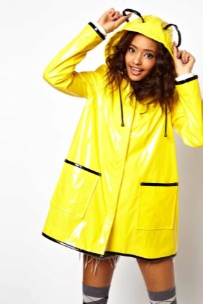 Плащ-дощовик – надійний захист в непогожу погоду