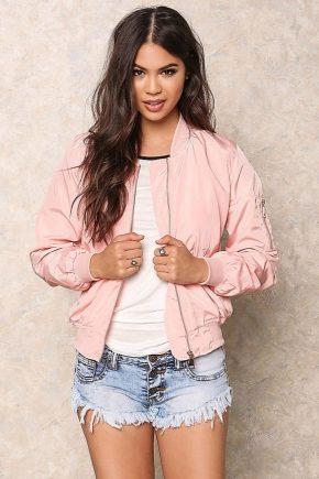 Молодіжні куртки для жінок