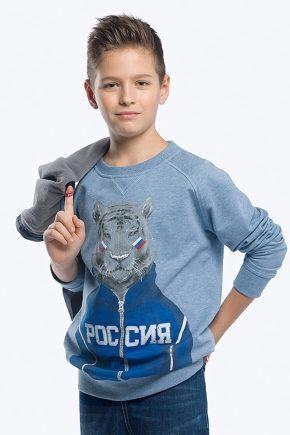 Джемпер для хлопчика – модні тенденції