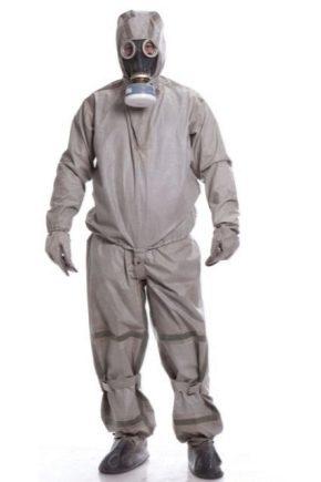 Захисний костюм Л-1