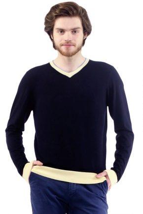 Чоловічі штани для повних чоловіків