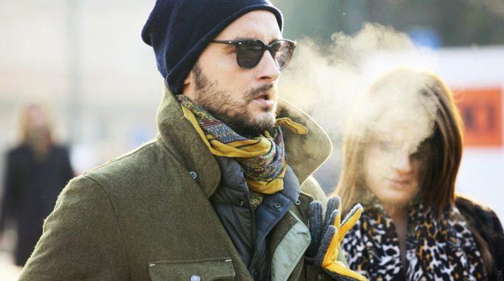 Модні зимові чоловічі куртки: тепло і стиль