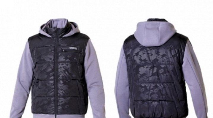 Демісезонні куртки великих розмірів для чоловіків
