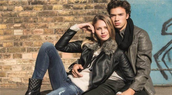 Жіночі та чоловічі куртки теплі