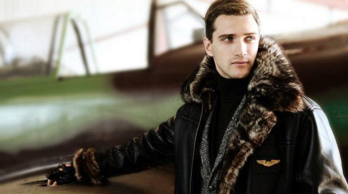 Шкіряні льотні куртки: шкіряні, ВПС СРСР і США